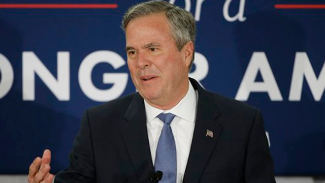 Media welcome Jeb exit
