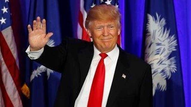 GOP nomination now Trump's to lose?
