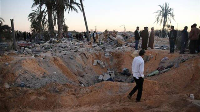 Eric Shawn reports: ISIS expands in Libya