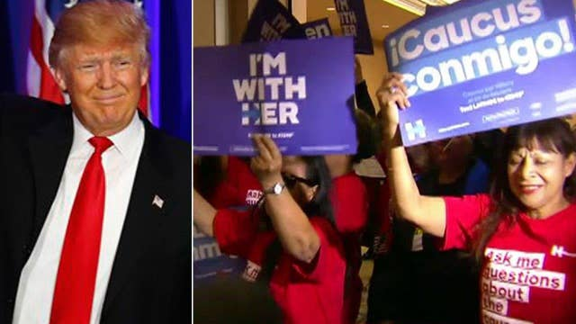 Trump rhetoric mobilizing Latino voters