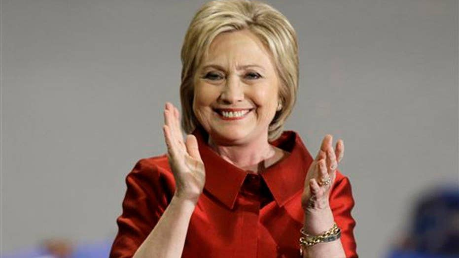 Clinton holds major lead in South Carolina ahead of primary