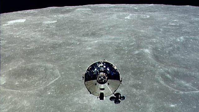 Apollo 10 astronauts heard 'music' passing far side of moon