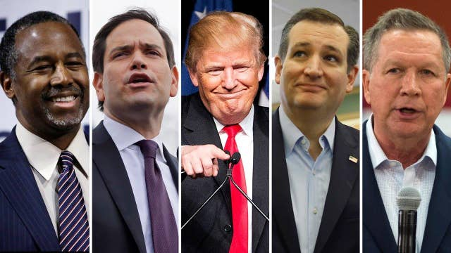 Political Insiders Part 1: Race for the GOP nomination