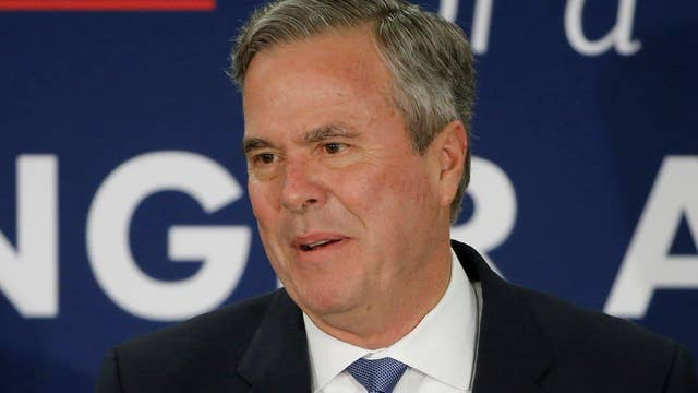Political Insiders Part 2: Bush out: Impact on GOP field?