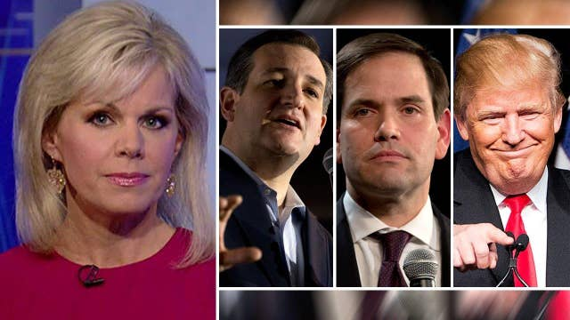 Gretchen's Take: Three's a crowd in the GOP race