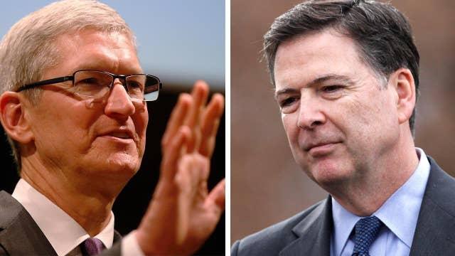 Apple CEO: FBI's demand risks 'dangerous precedent'