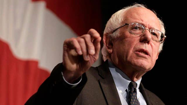 Sanders deals with disadvantage with African American voters