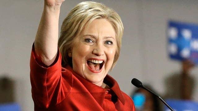 Clinton benefiting from unfair super delegate advantage?