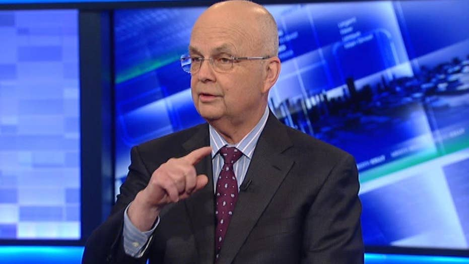 Ex-CIA, NSA chief Michael Hayden on 2016 presidential race