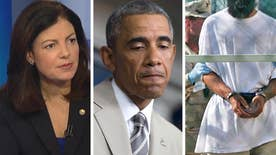 Sen. Kelly Ayotte goes 'On the Record' to sound off on Pres. Obama's plan to close detention facility at Guantanamo, Cuba and transfer detainees to US prisons - and why it is D.O.A in Congress