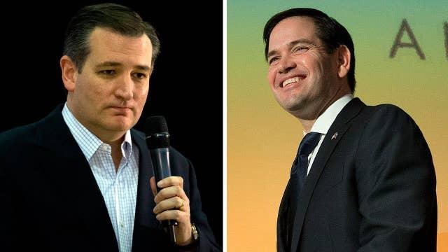 Ted Cruz fires spokesperson over Marco Rubio video