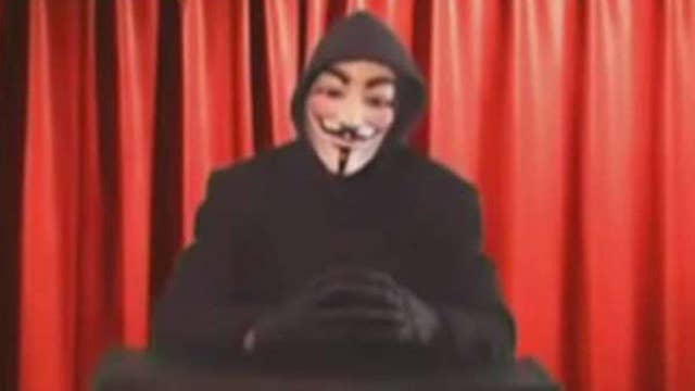Hacker group Anonymous declares war on police