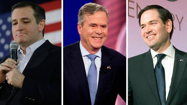 Who will Jeb Bush's supporters back now?
