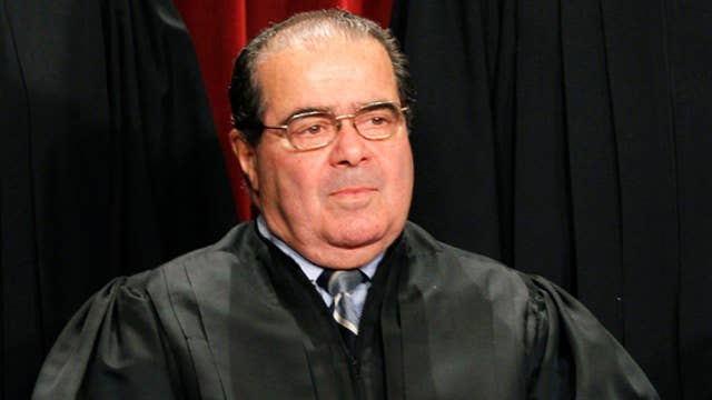 Some claiming a cover-up surrounding Justice Scalia's death