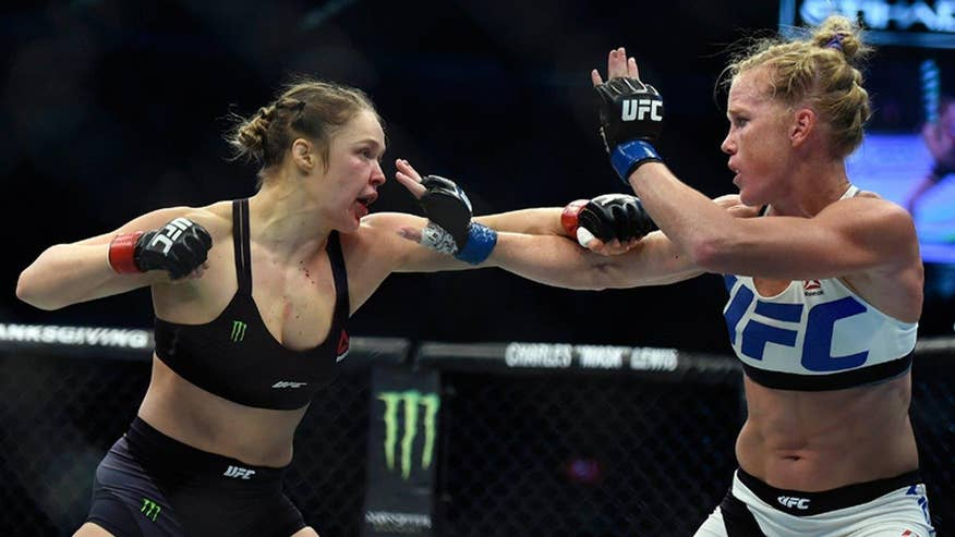 Fox 411: Holm says she cant relate to fighters suicidal thoughts