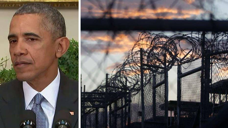 Obama announces plan to close Guantanamo 'once and for all'