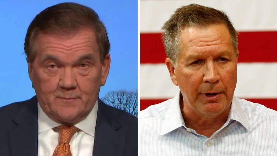 Ridge on backing Kasich: 'Record trumps rhetoric'
