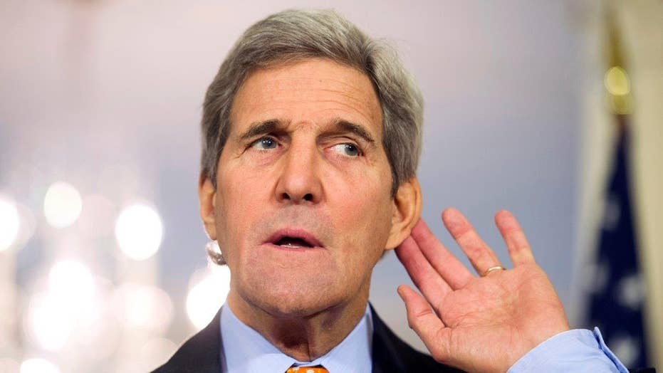 Kerry: There are other options if Syria truce doesn't hold
