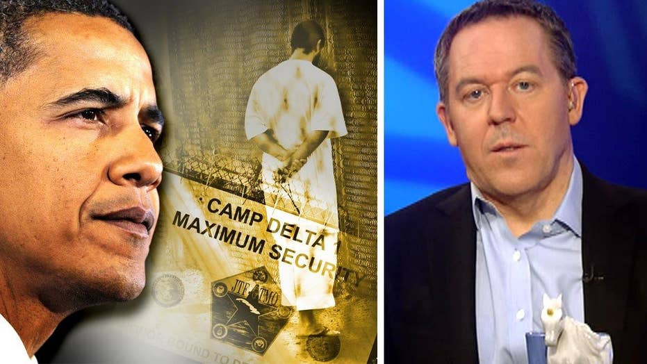 Gutfeld: We pay the price for Obama's obsession with Gitmo