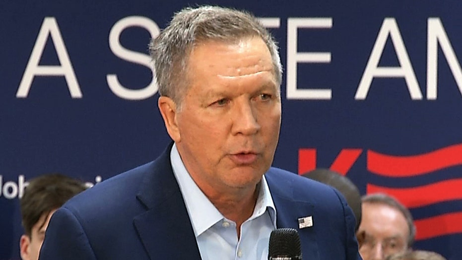 Kasich: 'I don't know if my purpose is to be president'