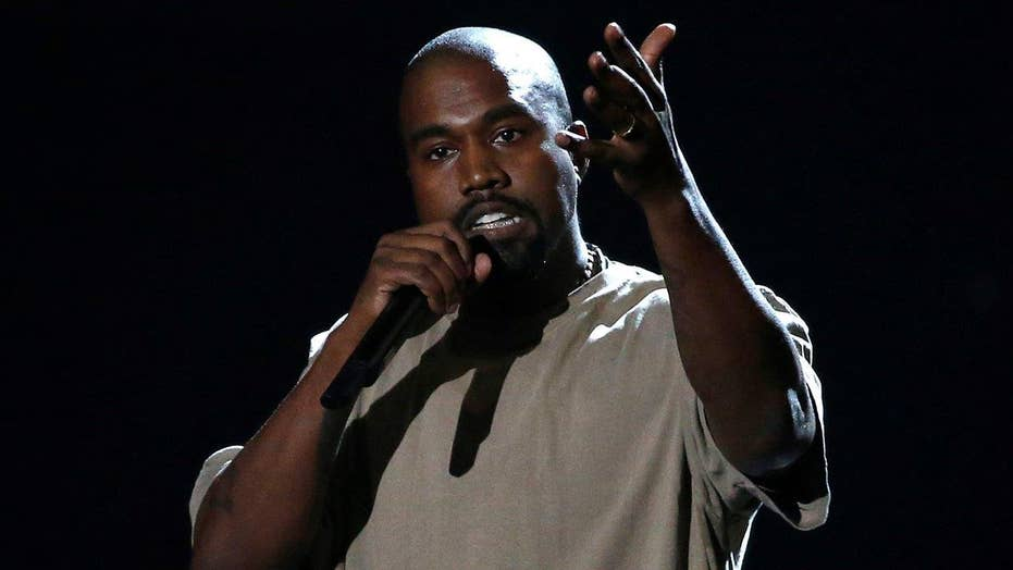 Kanye goes after reviewer's kids