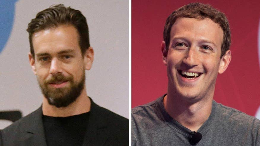 Terror group targets Mark Zuckerberg and Jack Dorsey over deletion of propaganda accounts