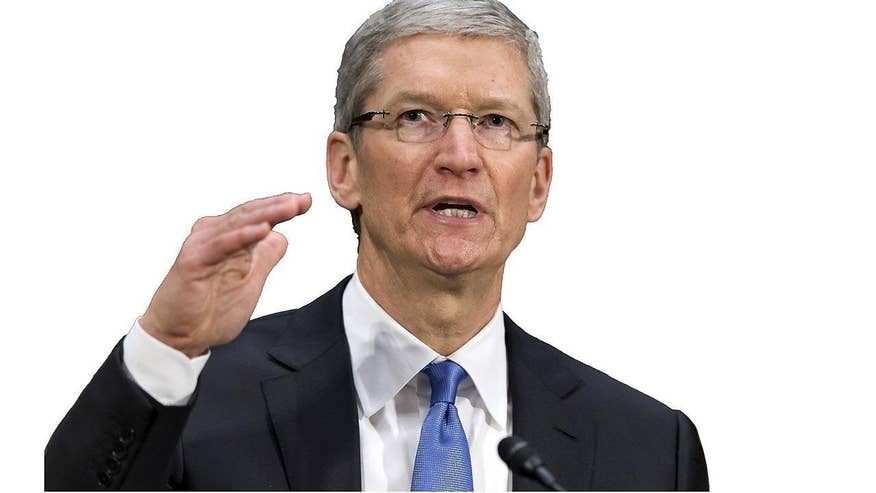 Tim Cook says software would put other iPhones at risk