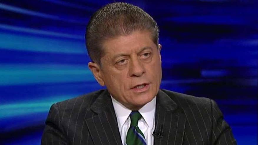 Napolitano on Charges of Destruction of CENTCOM Intelligence