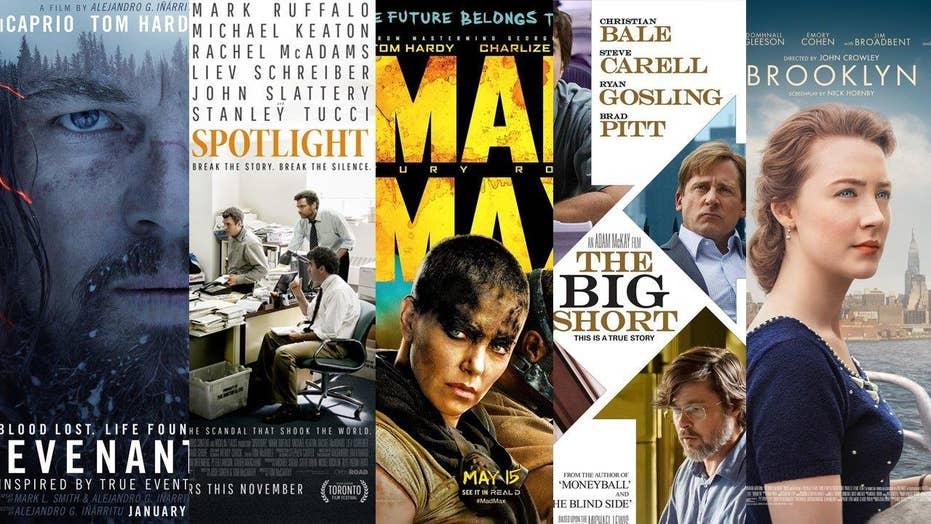 2016 Oscars: Who should win?