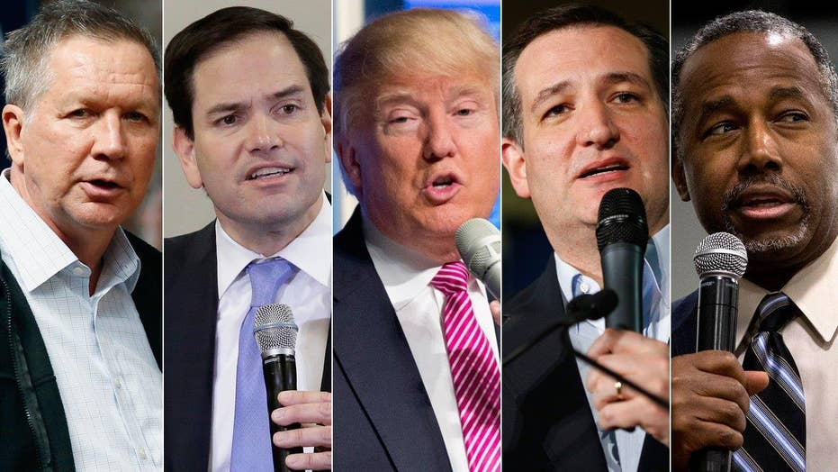 GOP candidates gear up for last debate before Super Tuesday