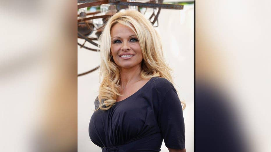 Pam Anderson: 'Computer killed Playboy'