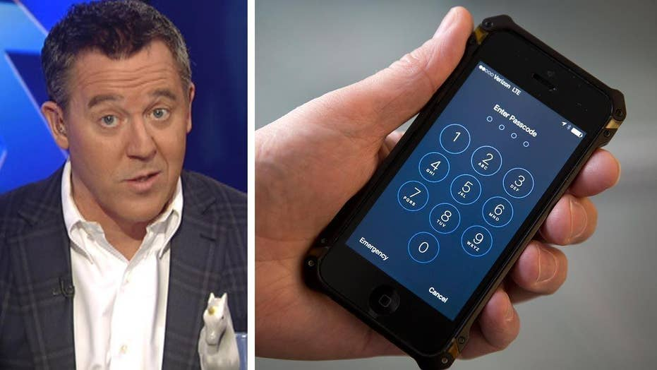 Gutfeld: Apple should support a nation at war