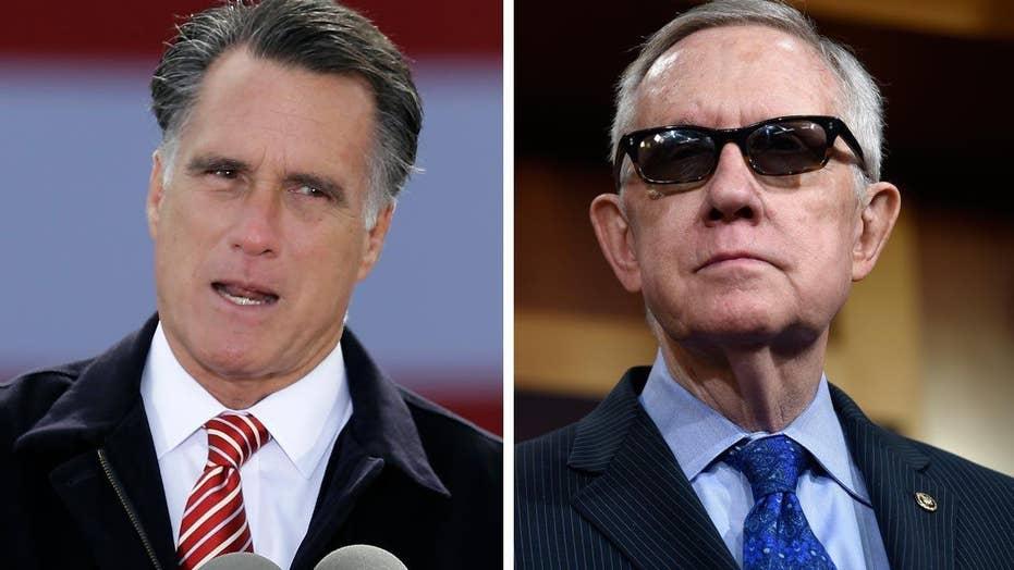 Greta: Romney stoops to 'Dirty Harry' Reid tricks