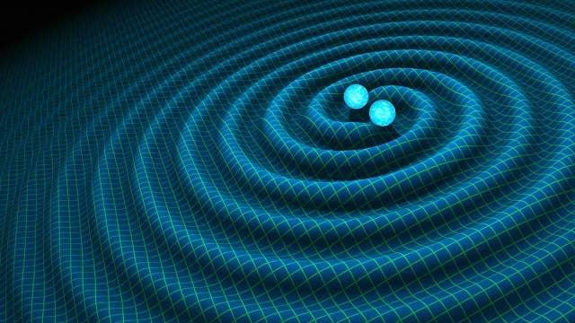 God and gravitational waves