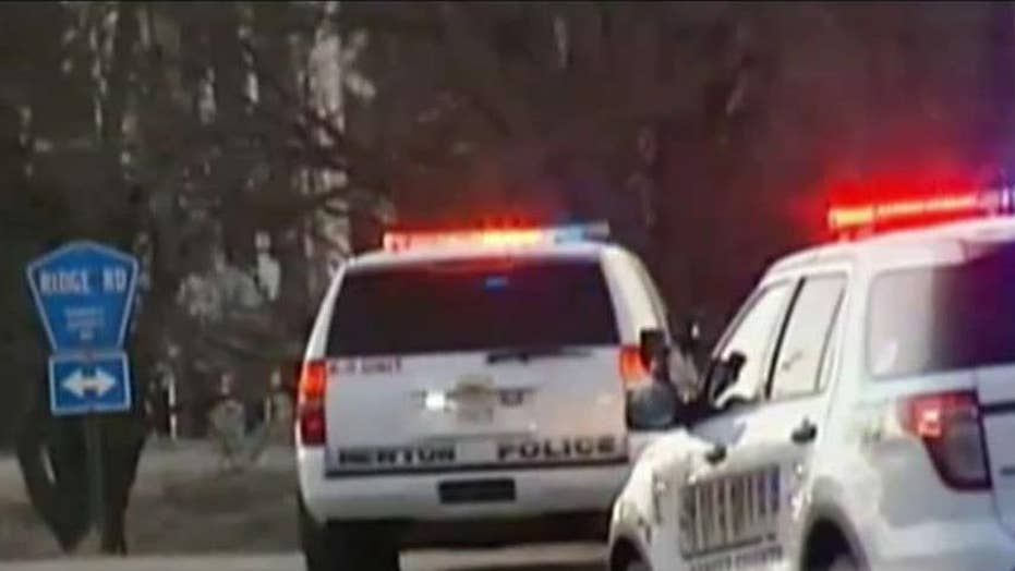 Shooting rampage tears through quiet Kansas town