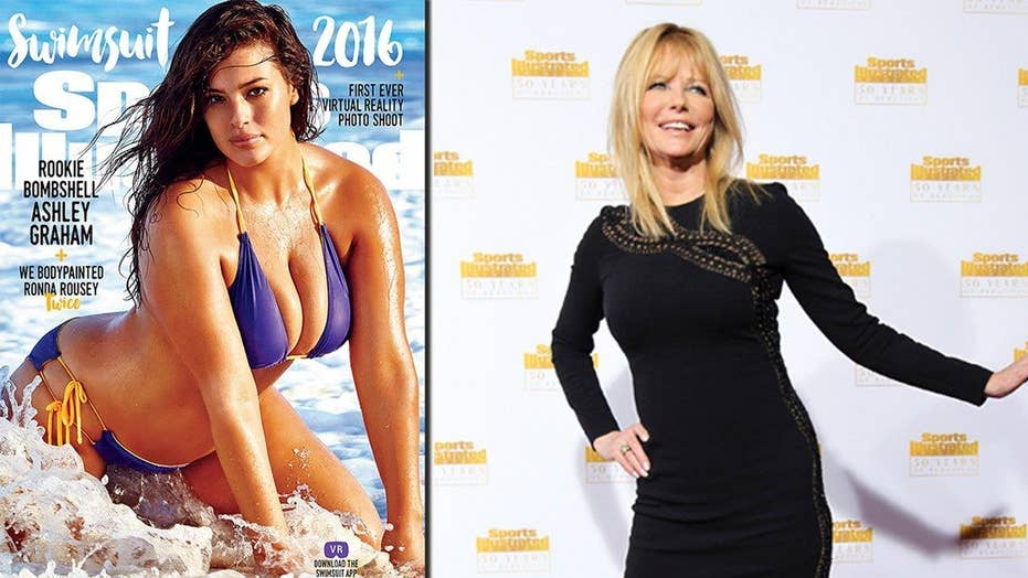 Cheryl Tiegs says plus-size model unhealthy