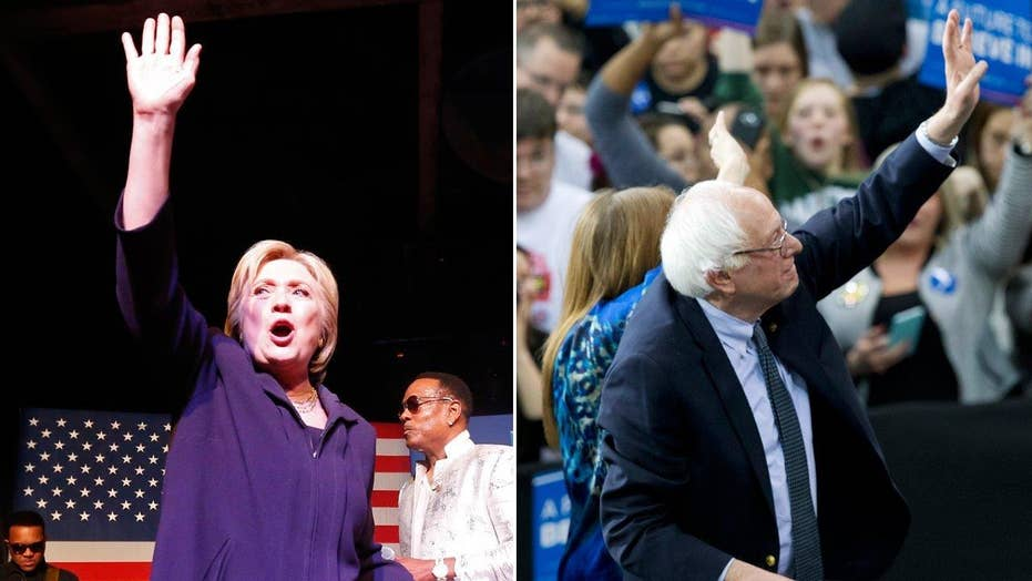 Clinton, Sanders make final pitches ahead of SC primary