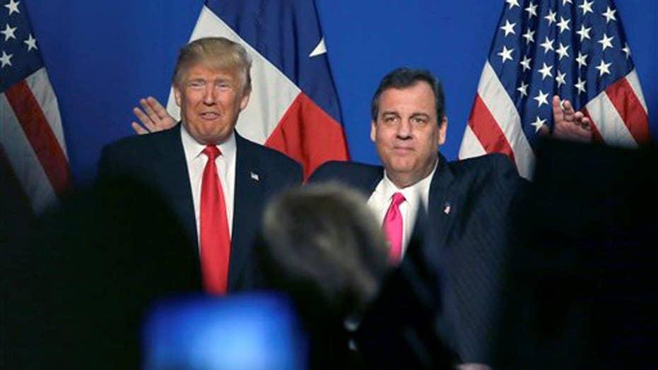Does Chris Christie's endorsement of Donald Trump matter?