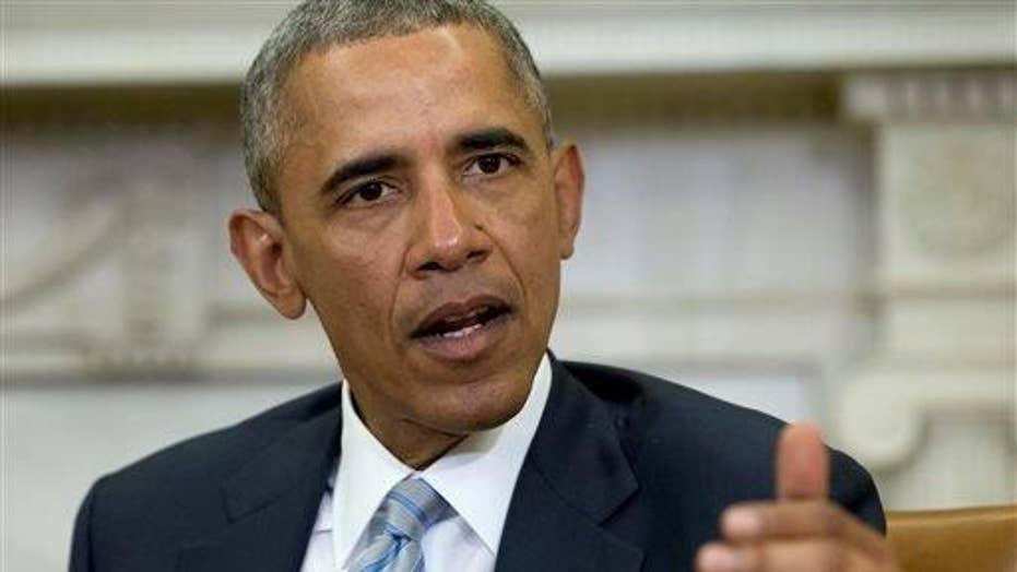 Senate GOP leaders to meet with Obama to discuss SCOTUS