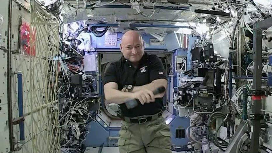 Astronaut Scott Kelly reflects on his year in space