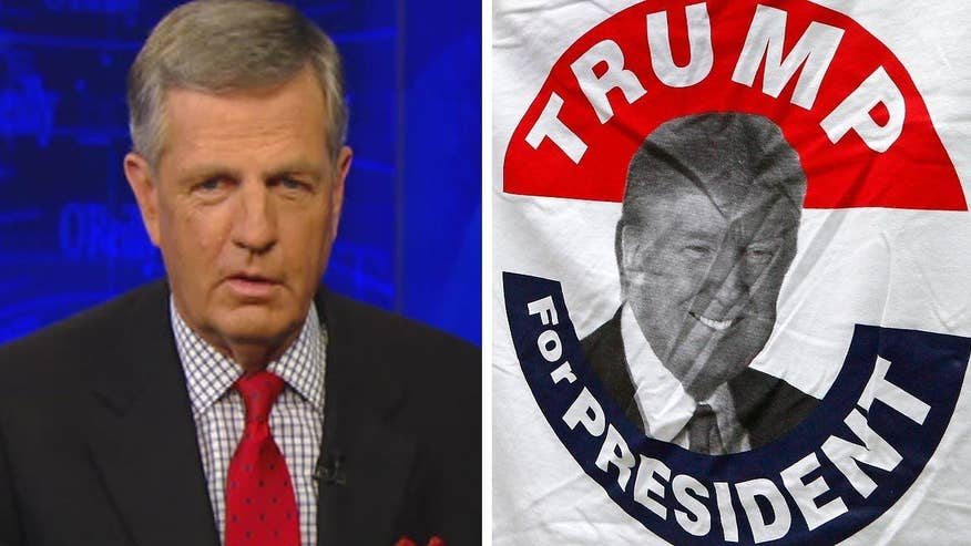 Brit Hume weighs in on the GOP candidate's chances at winning the Republican nomination on 'The O'Reilly Factor'