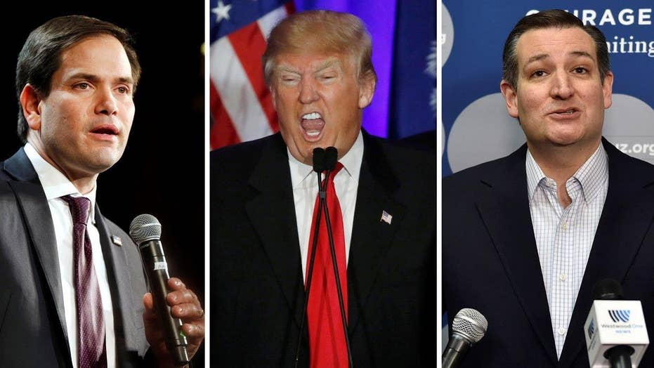Will Rubio's attempt to 'out-Trump' Trump backfire?