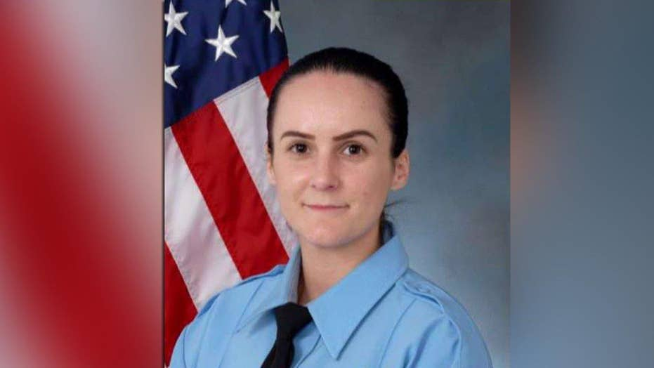 Virginia police officer killed responding to domestic call