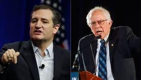 Fox News projects Sanders, Cruz win Oklahoma