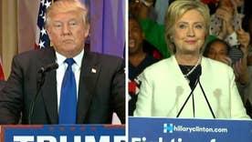 Fox News projects Trump wins Arkansas, Clinton wins Mass.