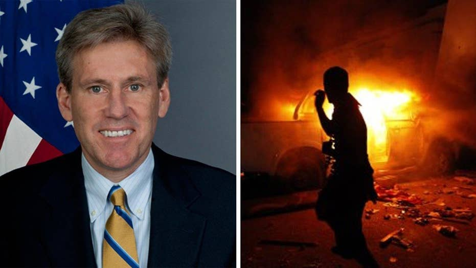 Emails reveal Amb. Stevens considered leaving Benghazi