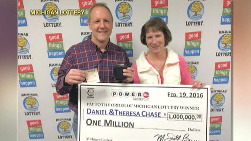 Daniel Chase bought winning lottery ticket, forgot to check numbers