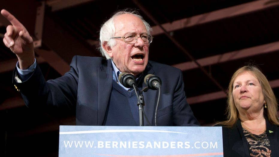 Was Super Tuesday the end of the line for Bernie Sanders?