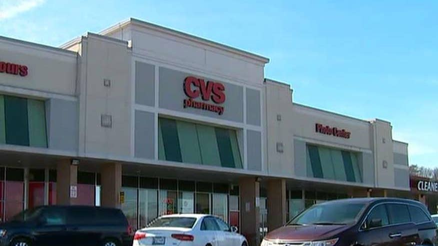 Seven-year army vet let go after stopping robbery at a Maryland CVS Pharmacy