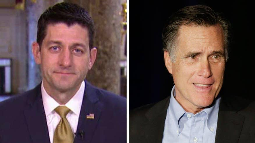 Speaker of the House talks 2016 race on 'Fox & Friends'